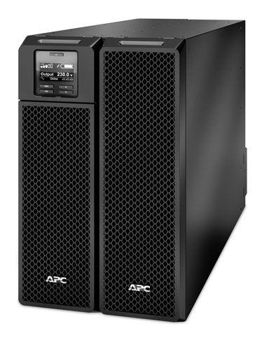Источник бесперебойного питания APC Smart-UPS SRT SRT8KXLI,  8000ВA