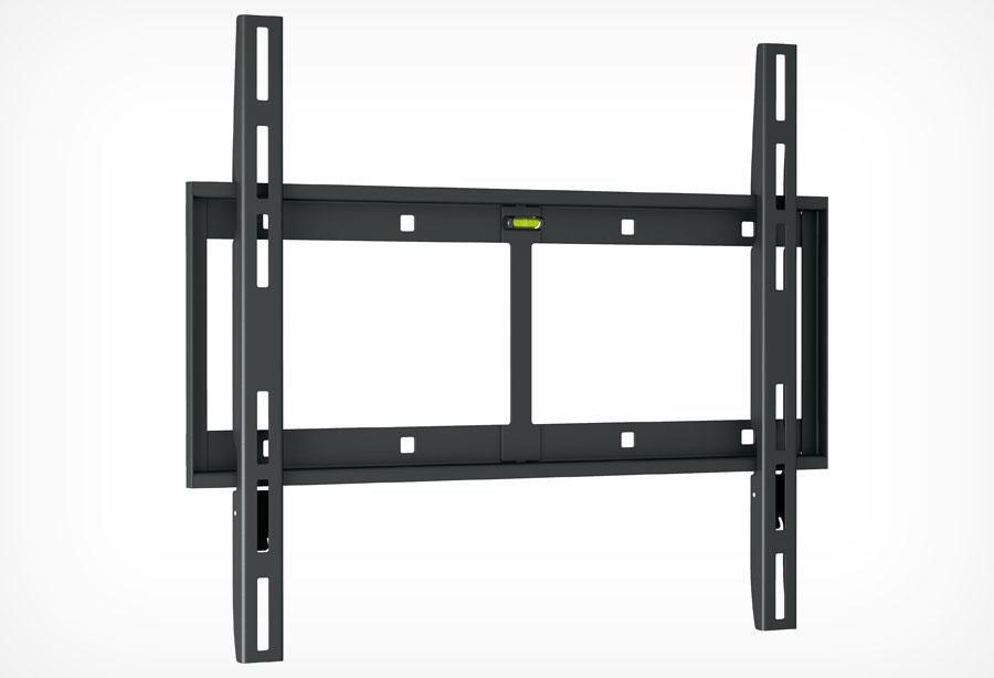 """Кронштейн для телевизора Holder LCD-F4610 черный 32""""-65"""" макс.60кг настенный фиксированный"""