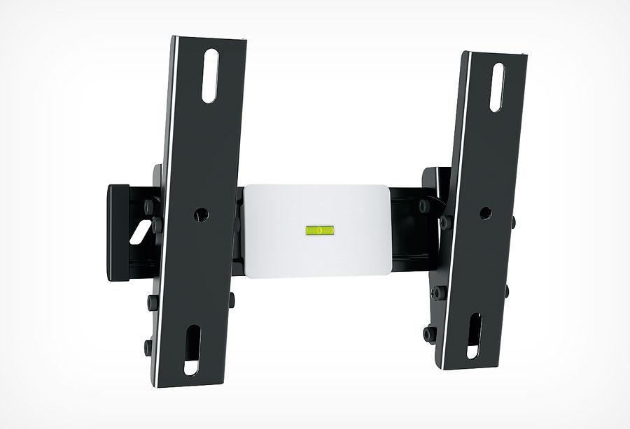 """Кронштейн для телевизора Holder LCD-T2611 черный 22""""-47"""" макс.30кг настенный наклон"""