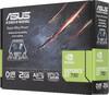 Видеокарта ASUS GeForce GT 730,  GT730-SL-2GD3-BRK,  2Гб, GDDR3, Ret вид 6