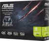 Видеокарта ASUS GeForce GT 740,  GT740-OC-2GD5,  2Гб, GDDR5, Ret вид 6