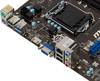 Материнская плата MSI H81M-E33, LGA 1150, Intel H81, mATX, bulk вид 4