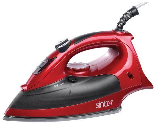 Утюг SINBO SSI 2853,  2000Вт,  красный