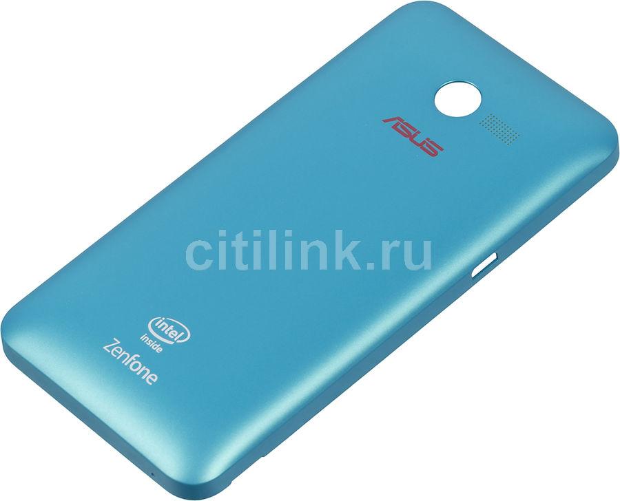 Задняя крышка ASUS Zen Case,  Asus ZenFone 4 A400CG,  синий [90xb00ra-bsl170]