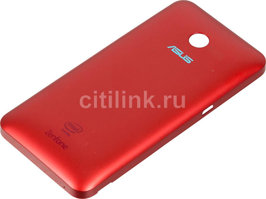 Задняя крышка ASUS Zen Case,  Asus ZenFone 4 A400CG,  красный [90xb00ra-bsl160]