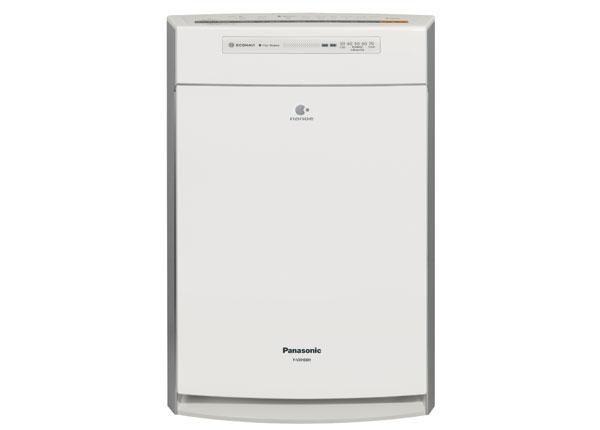 Воздухоочиститель PANASONIC F-VXH50R-W,  белый [ут000007064]