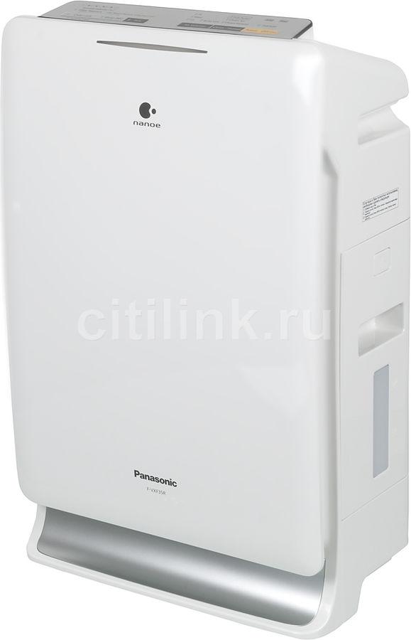 Воздухоочиститель PANASONIC F-VXF35R-S,  белый [ут000007066]