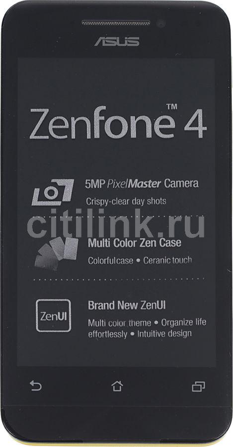 Смартфон ASUS Zenfone 4 A400CG,  желтый
