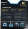 Мышь A4 X-710MK, игровая, оптическая, проводная, USB, черный [x-710mk usb] вид 10