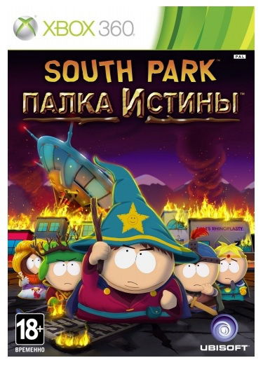 Игра MICROSOFT South Park Палка Истины для  Xbox360 Eng