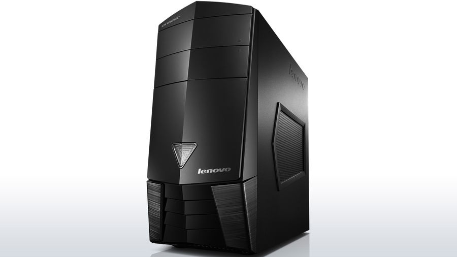 Компьютер  LENOVO Erazer X310,  Intel  Core i5  4460,  DDR3 8Гб, 1000Гб,  nVIDIA GeForce GTX 760 - 2048 Мб,  DVD-RW,  CR,  Windows 8.1,  черный [90au001xrk]