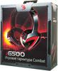 Наушники с микрофоном A4 Bloody G500,  мониторы, черный  / красный [a4tech g500] вид 12
