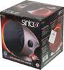 Тепловентилятор SINBO SFH 3364,  1600Вт,  коричневый,  черный вид 7