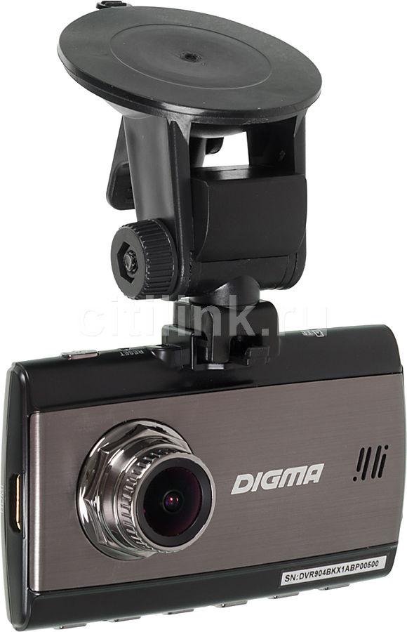 Видеорегистратор DIGMA DVR904 черный