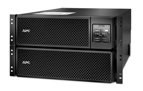Источник бесперебойного питания APC Smart-UPS SRT SRT10KRMXLI,  10000ВA