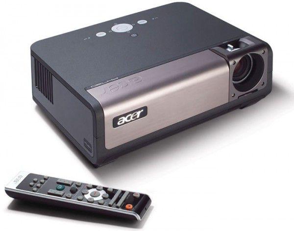 Проектор ACER PH730 черный