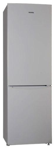 Холодильник VESTEL VCB 365 VS,  двухкамерный,  серебристый