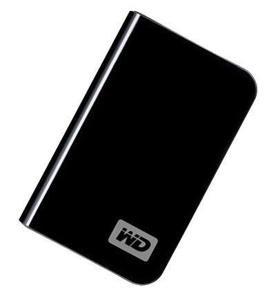 Внешний жесткий диск WD My Passport Essential WDME3200, 320Гб, черный [wdme3200te]