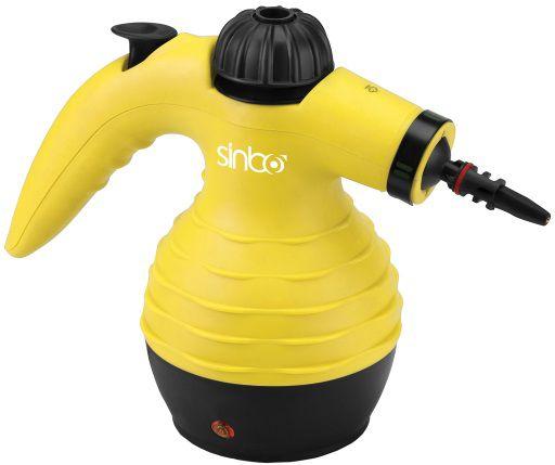 Парогенератор SINBO SSC 6411,  желтый