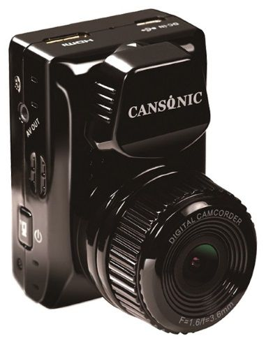 Видеорегистратор CANSONIC UDV888 черный [u888]