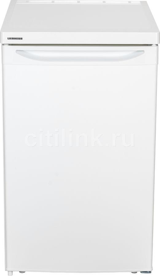 Холодильник LIEBHERR T 1404,  однокамерный, белый
