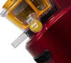 Соковыжималка KITFORT КТ-1101-2,  шнековая,  бордовый вид 10