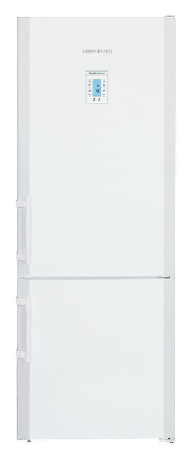 Холодильник LIEBHERR CBNP 5156,  двухкамерный,  белый