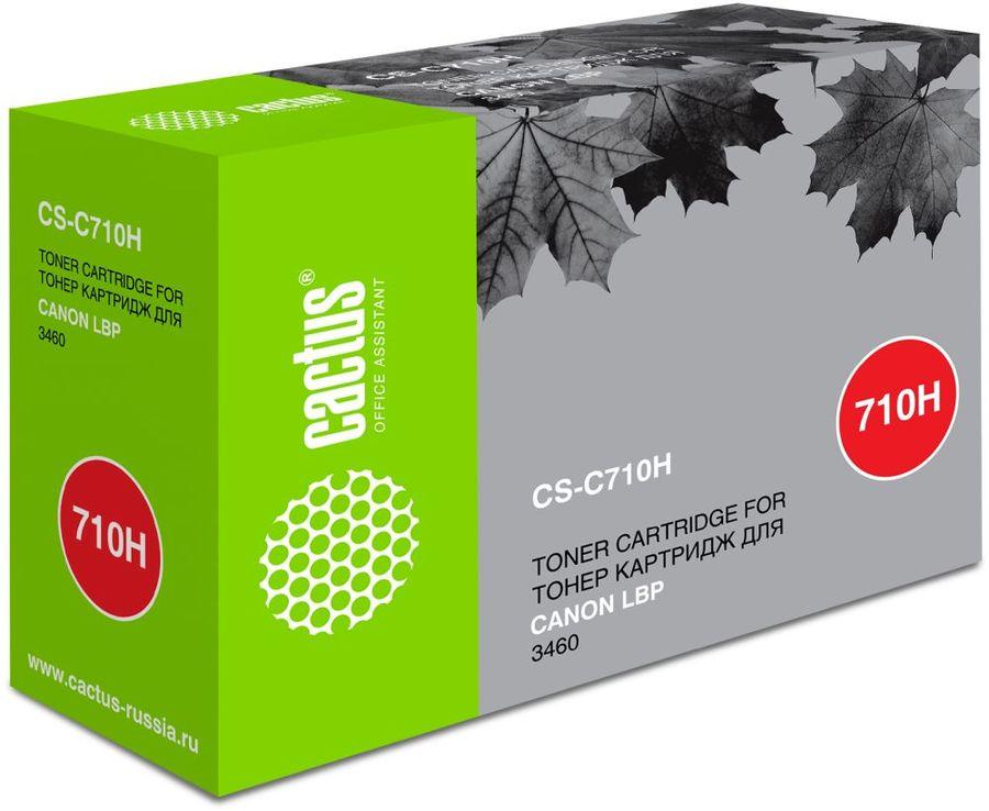 Картридж CACTUS CS-C710H черный