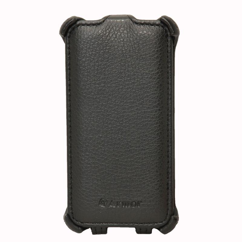 Чехол (флип-кейс) ARMOR-X flip, для Alcatel Idol Mini 6012X, черный