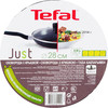Сковорода Tefal Just Black 04082120 28см. [9100015402] вид 5