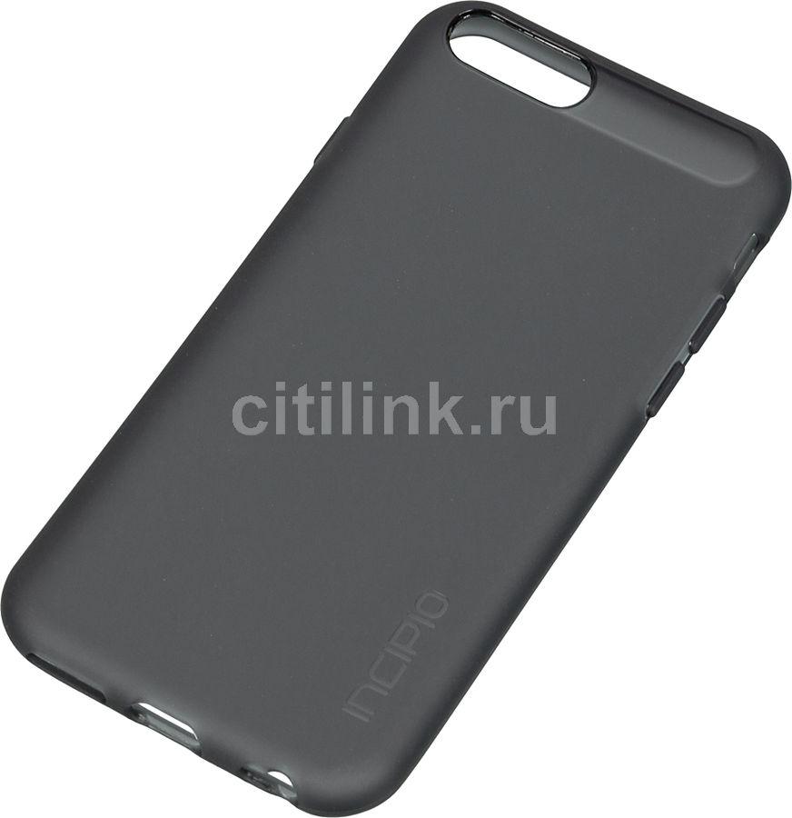 Чехол (клип-кейс) INCIPIO NGP, для Apple iPhone 6, черный (матовый) [iph-1181-blk]