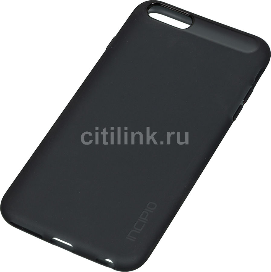 Чехол (клип-кейс) INCIPIO NGP, для Apple iPhone 6 Plus, черный (матовый) [iph-1197-blk]