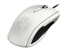Мышь RAZER Taipan лазерная проводная USB, белый и черный [rz01-00780500-r3g1]