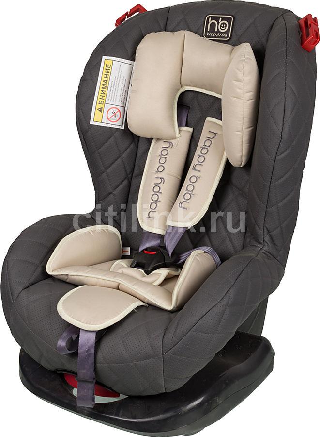 Автокресло детское HAPPY BABY Taurus Deluxe, 1/2, серый