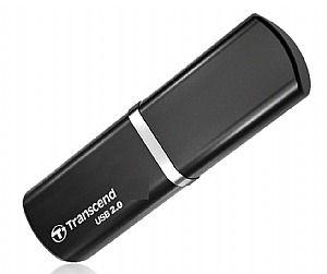 Флешка USB TRANSCEND Jetflash 320K 16Гб, USB2.0, черный [ts16gjf320k]