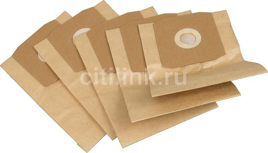 Пылесборники FILTERO DAE 03 Standard,  двухслойные,  5 шт., для пылесосов DAEWOO