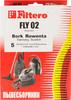 Пылесборники FILTERO FLY 02 Standard,  двухслойные,  5 шт., для пылесосов ALPINA, ATLANTA, BIMATEK, BORK, CLATRONIC, ELEKTA, ELENBERG, EVGO, HOOVER, HYUNDAI, MELISSA вид 2