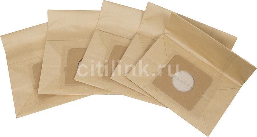 Пылесборники FILTERO LGE 01 Standard,  двухслойные,  5 шт., для пылесосов LG