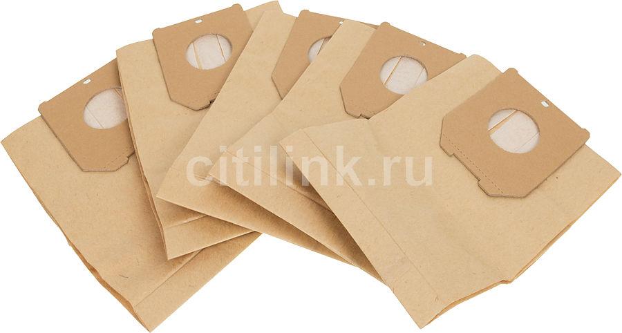 Пылесборники FILTERO LGE 02 Standard,  двухслойные,  5 шт., для пылесосов LG, CLATRONIC