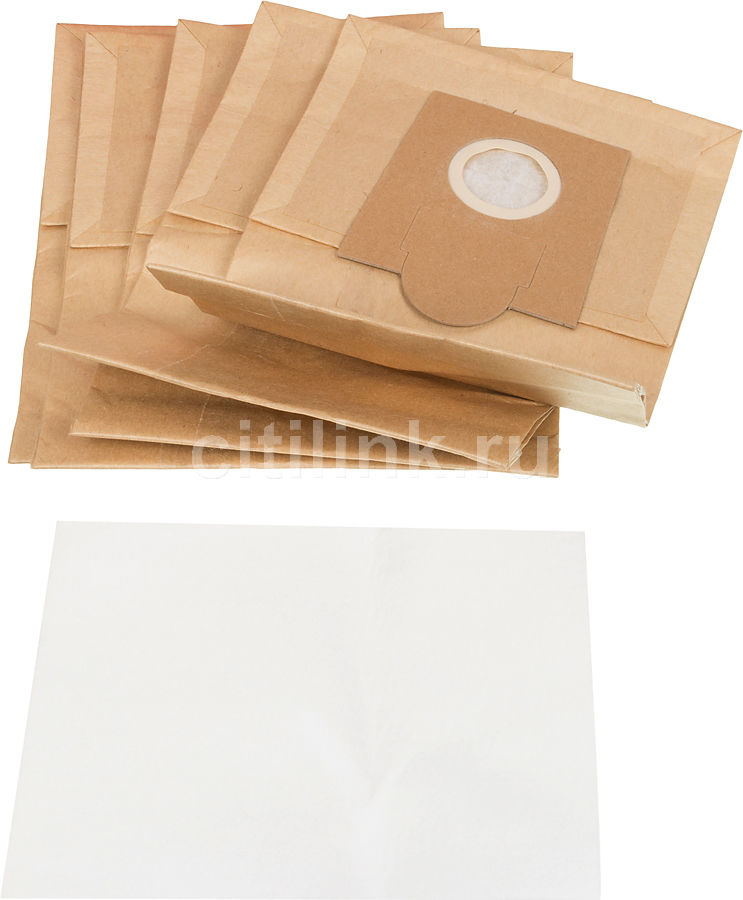 Пылесборники FILTERO SIE 01 Standard,  двухслойные,  5 шт., для пылесосов SIEMENS, BOSCH