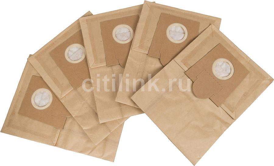 Пылесборники FILTERO SIE 02 Standard,  двухслойные,  5 шт., для пылесосов SIEMENS, BOSCH