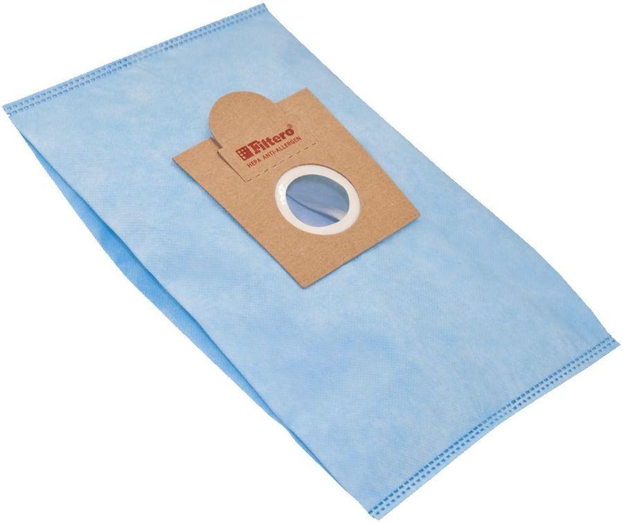 Пылесборники FILTERO SIE 01 Экстра,  пятислойные,  4 шт., для пылесосов SIEMENS, BOSCH
