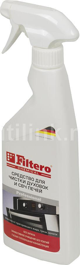 очиститель FILTERO АРТ.401,  500мл,  для кухонных плит и СВЧ