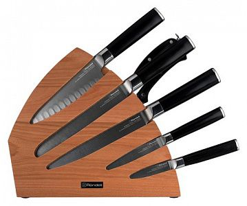 Набор ножей Rondell Anelace RD-304 7 предм.