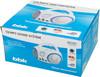 Аудиомагнитола BBK BX150U,  белый и голубой вид 13
