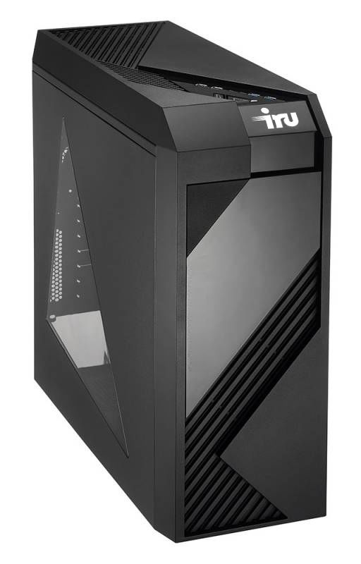 Компьютер  IRU Home 510,  Intel  Core i5  4440,  DDR3 8Гб, 1000Гб,  nVIDIA GeForce GTX 750 - 2048 Мб,  DVD-RW,  Windows 8.1,  черный