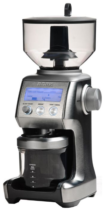 Кофемолка BORK J800,  серебристый