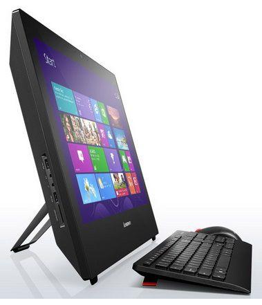 Моноблок LENOVO S40-40, Intel Celeron G1840, 4Гб, 500Гб, Intel HD Graphics, DVD-RW, Free DOS, черный [f0ax001jrk]