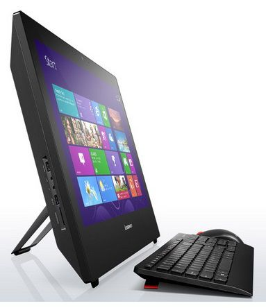 Моноблок LENOVO S40-40, Intel Pentium G3240, 4Гб, 500Гб, Intel HD Graphics, DVD-RW, Free DOS, черный [f0ax001mrk]