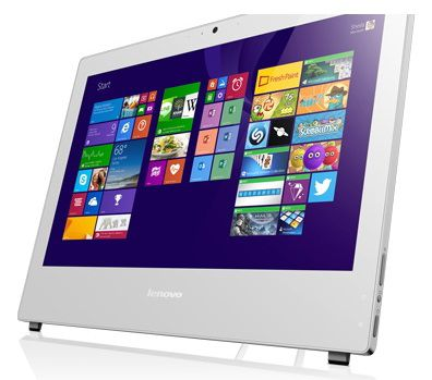 Моноблок LENOVO S40-40, Intel Celeron G1840, 4Гб, 500Гб, Intel HD Graphics, DVD-RW, Windows 8.1, белый [f0ax0036rk]
